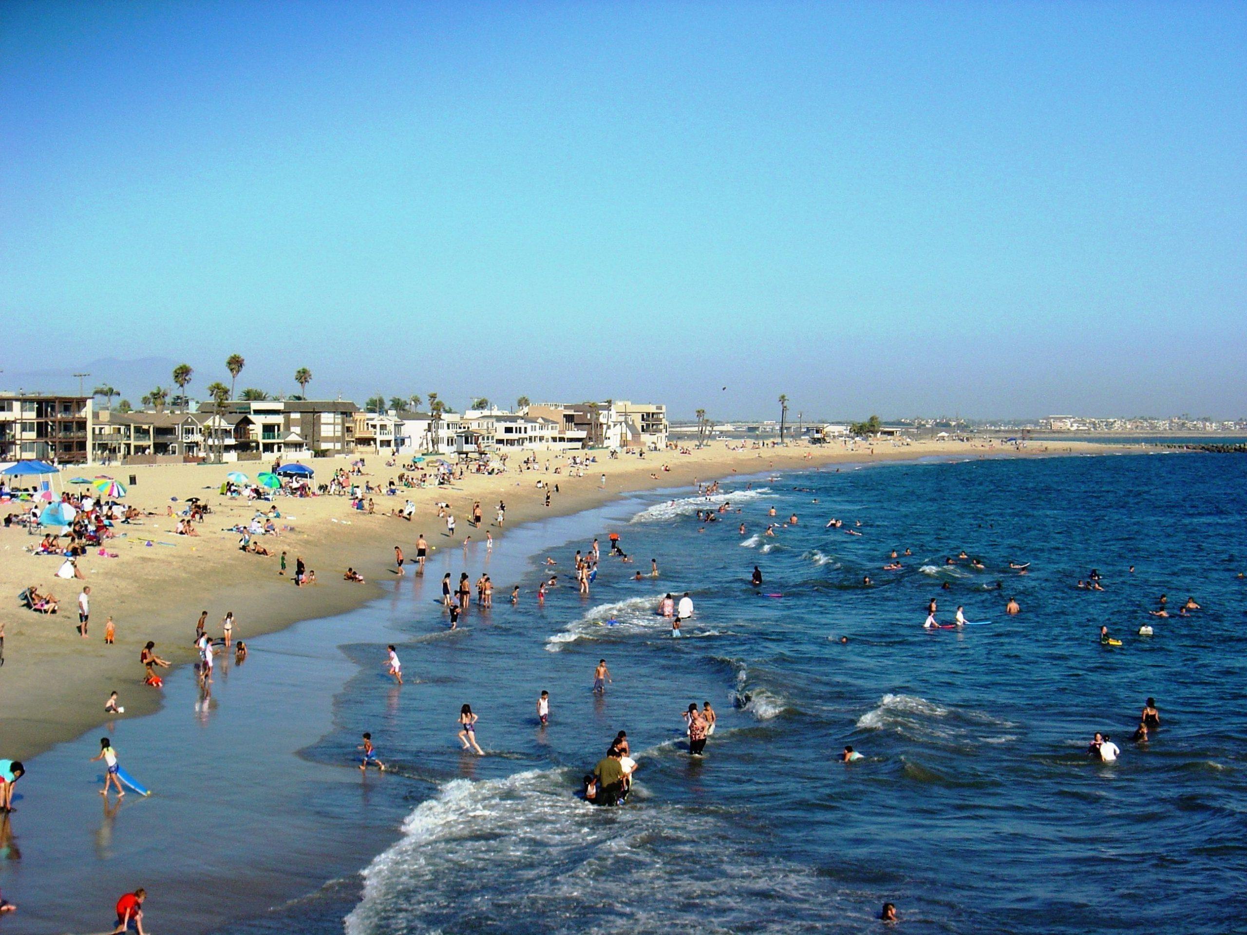 La ruée sur les plages californiennes inquiète les spécialistes